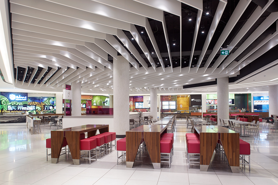 Grands prix du design rideau centre dining hall grands for Home dining hall design