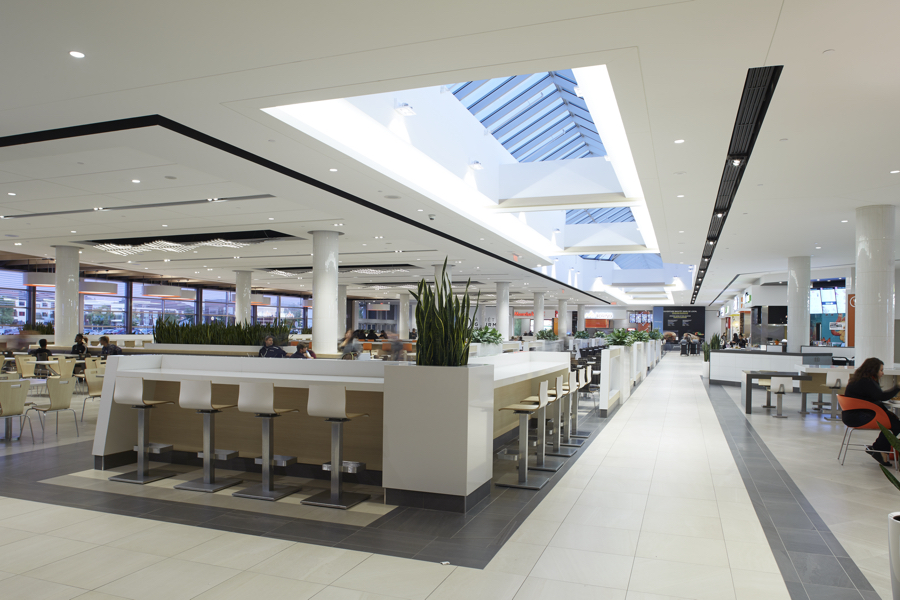 Grands prix du design food court les promenades for Designer interieur gatineau