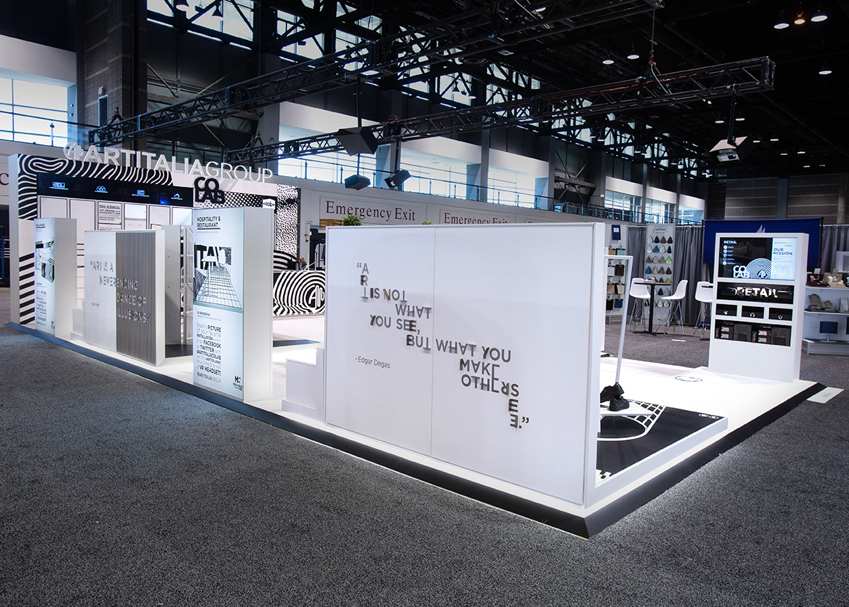 Global Shop Booth